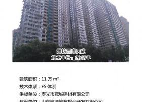 潍坊西虞天成项目